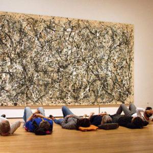 Arte en Viaje Adam Jackson Pollock MOMA
