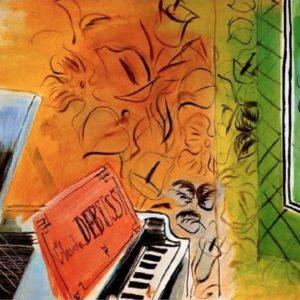 Taller Arte en Viaje sobre Debussy