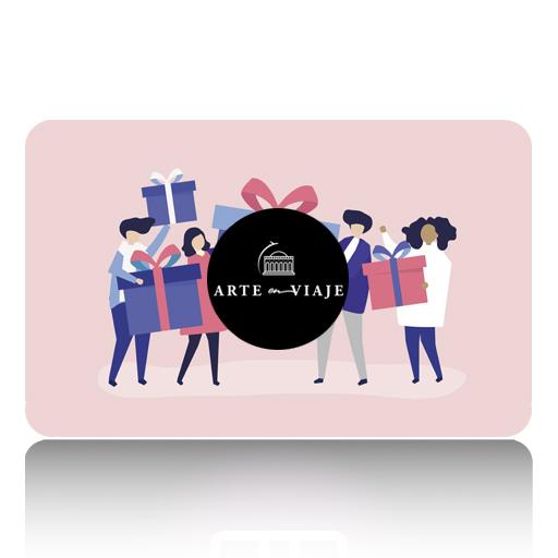giftcard Arte en Viaje