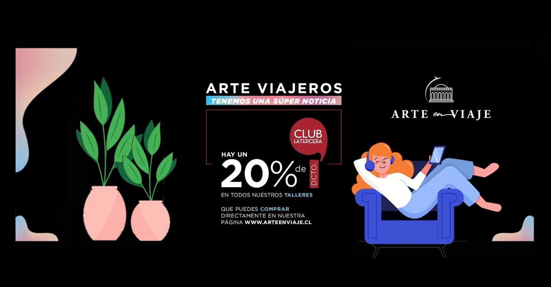 Club La Tercera Arte en Viaje